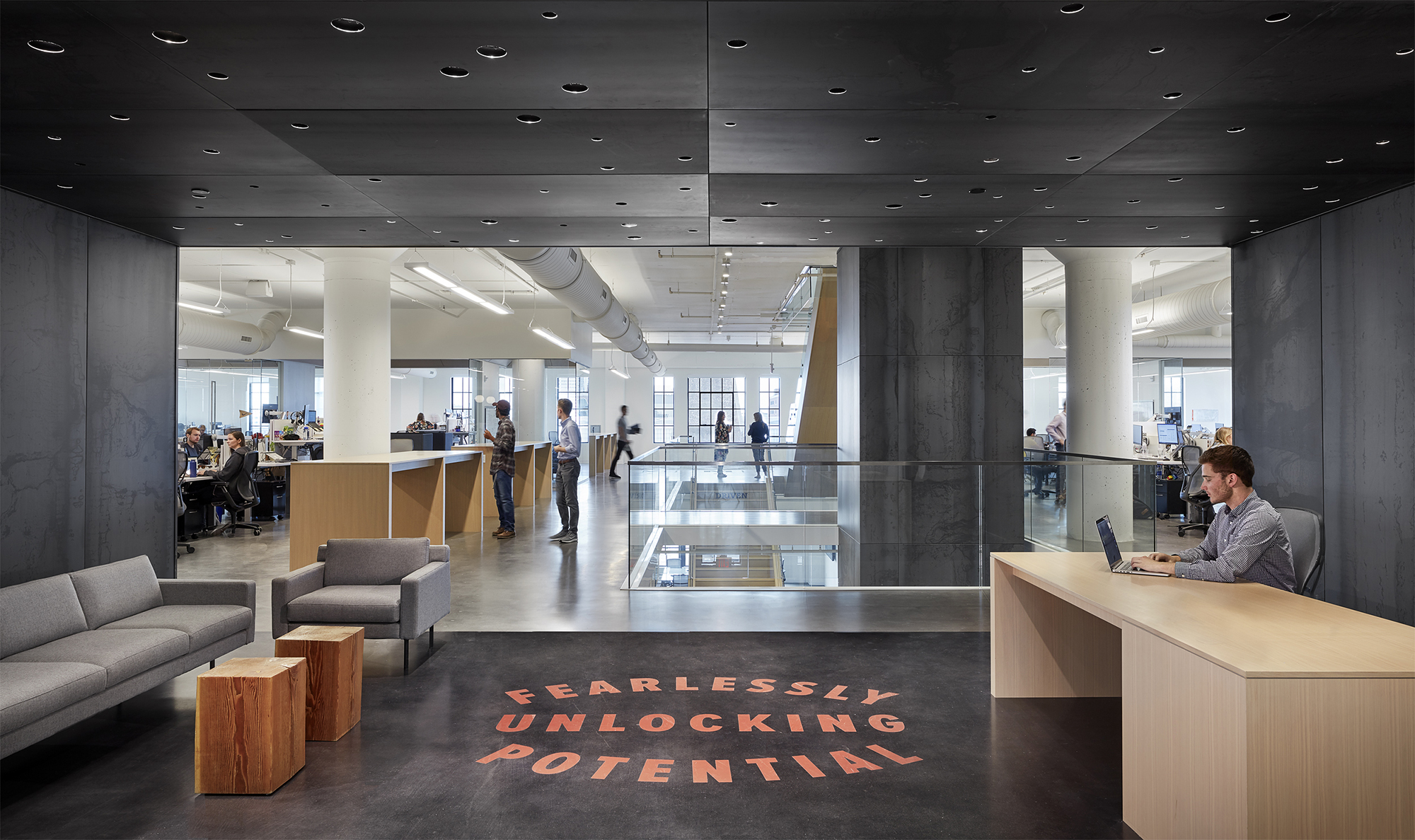 OVATIVE GROUP WORKPLACE AT THE NORDIC